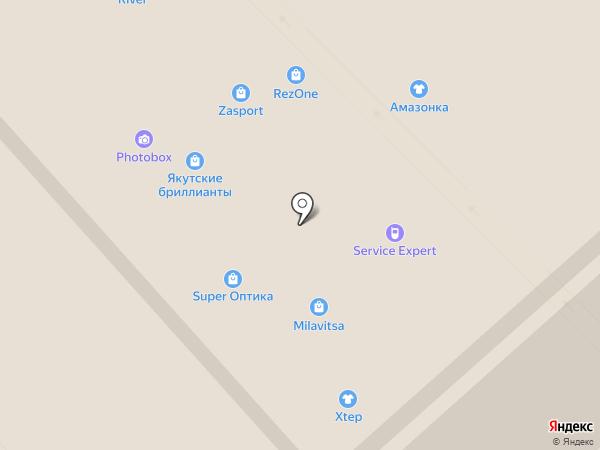 MilaVitsa на карте Калининграда