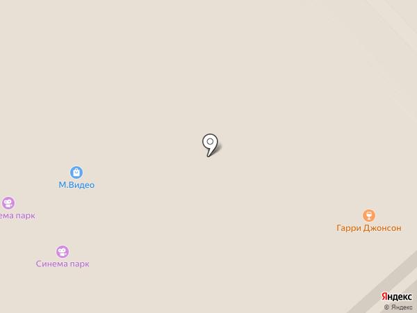 БыковБАР на карте Калининграда