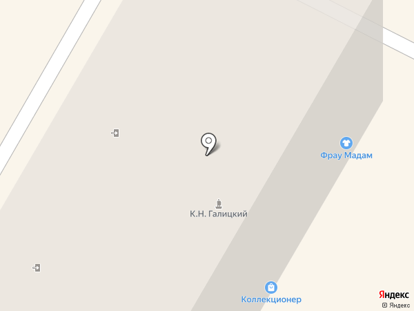 HAIRCUT SKILL на карте Калининграда