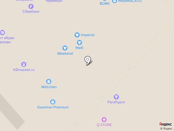 Evona на карте Калининграда
