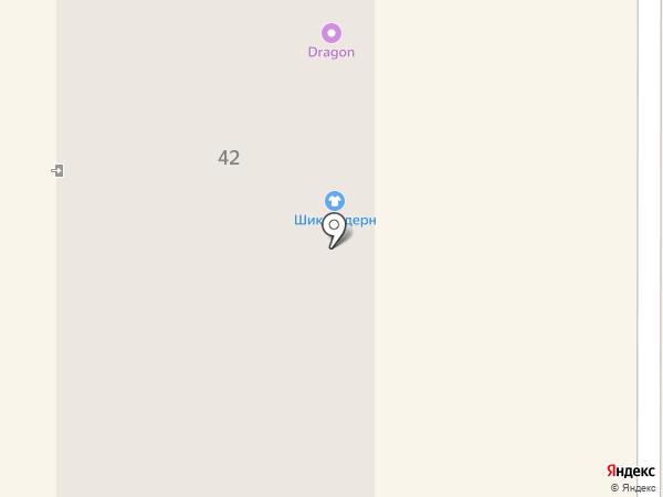 Центрофинанс на карте Калининграда