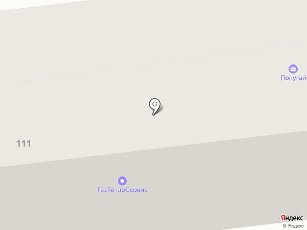 РЕПЕР на карте Калининграда