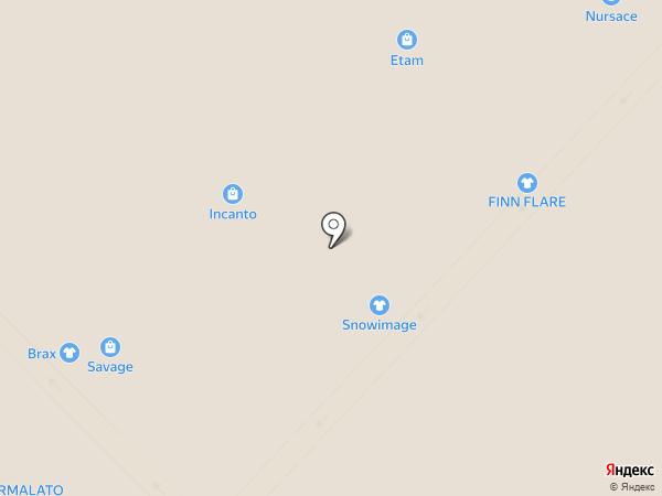 BAON на карте Калининграда