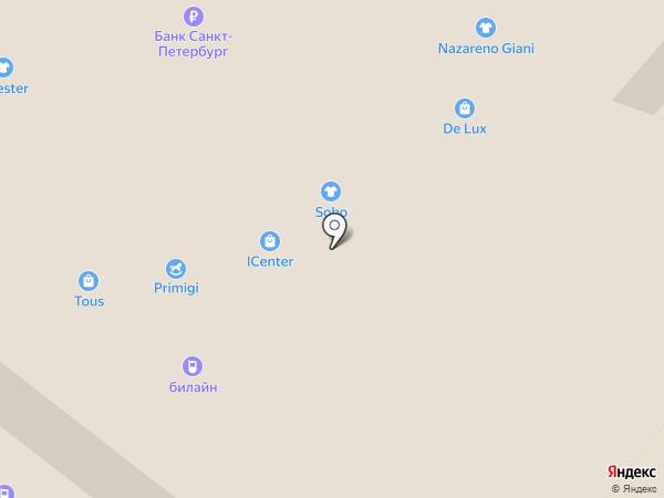 iCenter на карте Калининграда