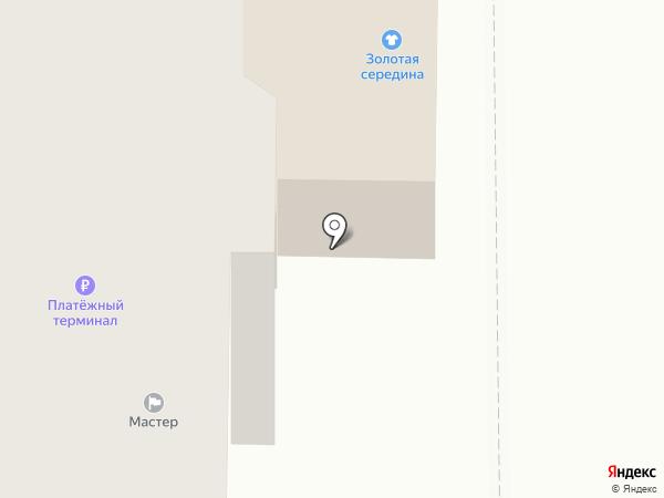 Кудряшка на карте Калининграда