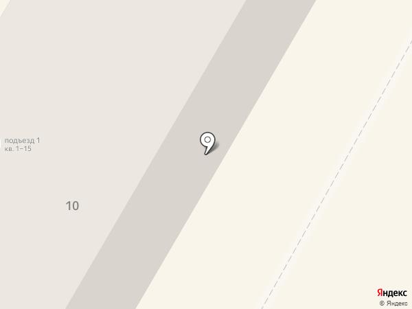 Покровские Ворота на карте Калининграда