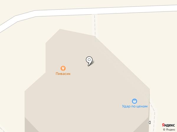 Фейерверк-Мастер на карте Калининграда