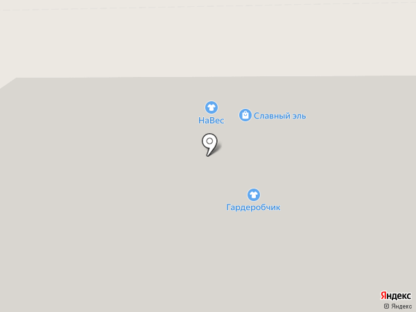 BeerHouse на карте Калининграда
