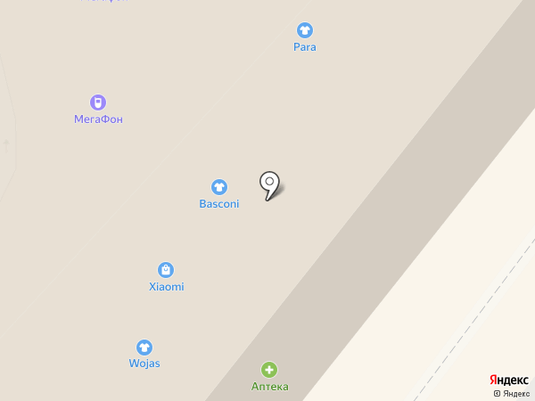Basconi на карте Калининграда