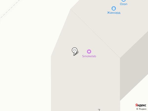 Бочонок на карте Калининграда