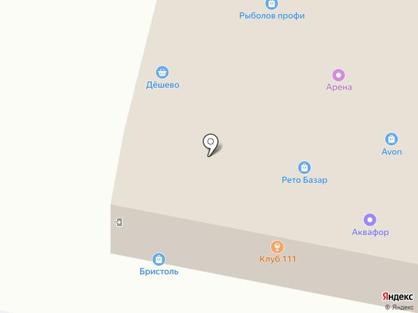 Идея-Кёниг на карте Калининграда