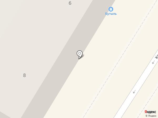 Нади Лавик на карте Калининграда