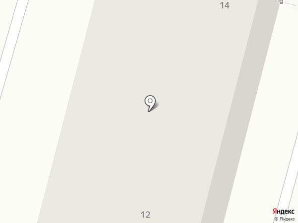 Альфа на карте Калининграда