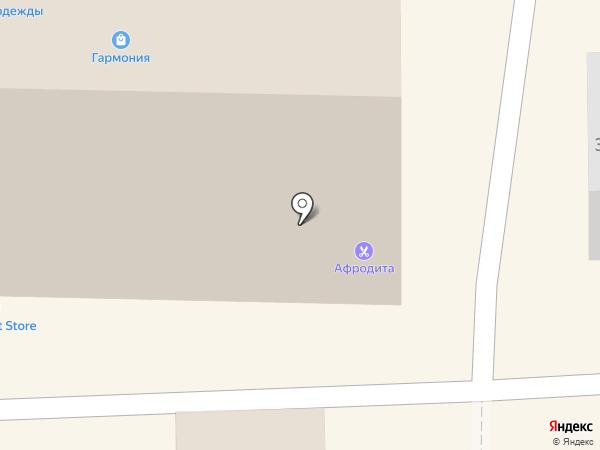 Магазин мужской одежды на карте Калининграда
