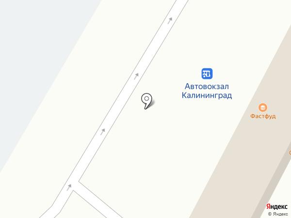 Magic Pizza на карте Калининграда