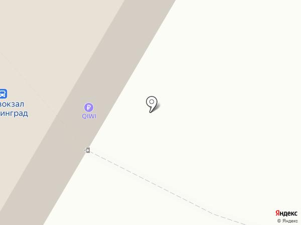 Lusso на карте Калининграда