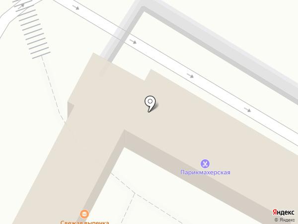 Славянская трапеза на карте Калининграда