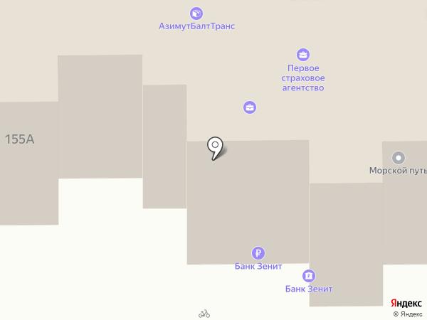 Kalina_Fit на карте Калининграда