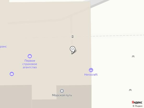 ПРАВО и ЗАЩИТА на карте Калининграда