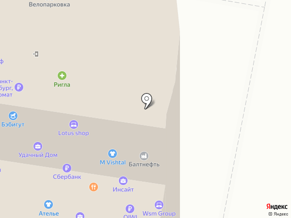 БТИ Калининградской Области на карте Калининграда