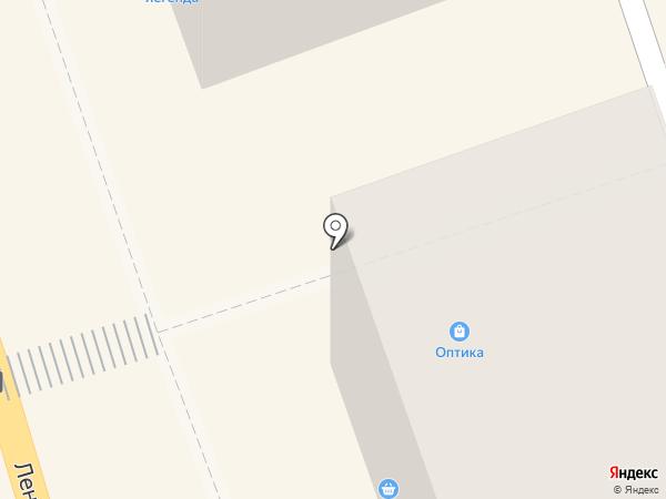 Фреш Маркет на карте Калининграда