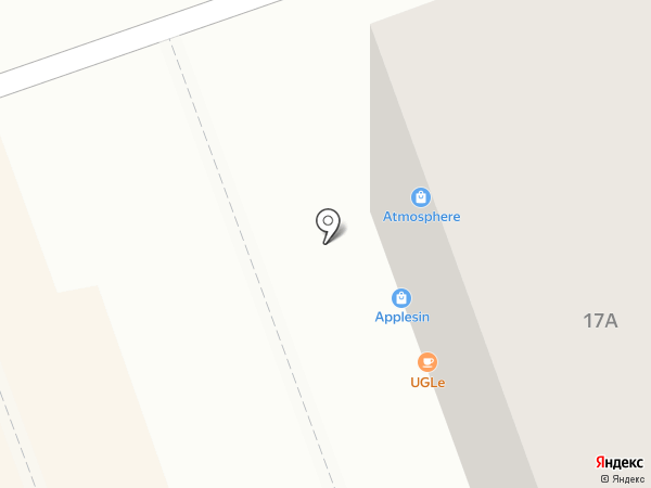 Atelier Jardin de fleur на карте Калининграда