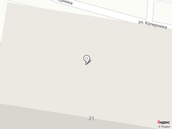 Арт & Багет на карте Калининграда