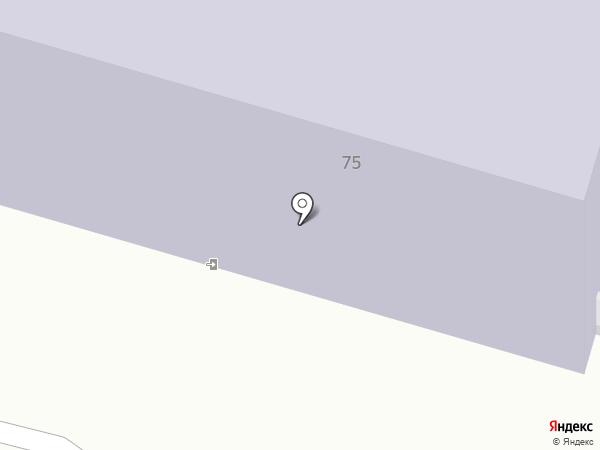 Даблэкс-Калининград на карте Калининграда