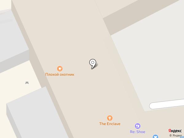 Одна минута на карте Калининграда