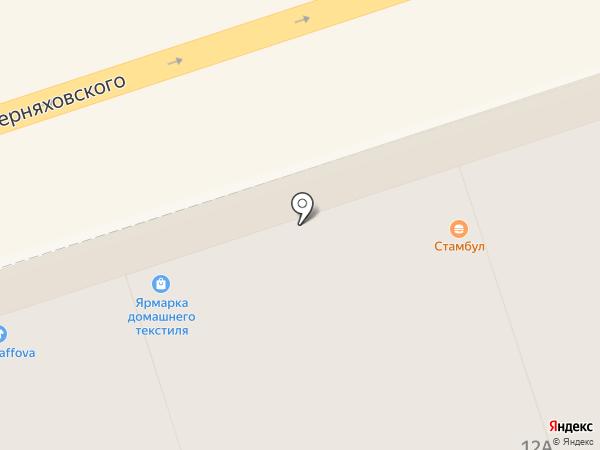 HOMMY на карте Калининграда