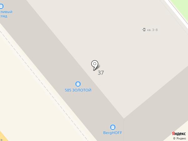 DNS на карте Калининграда