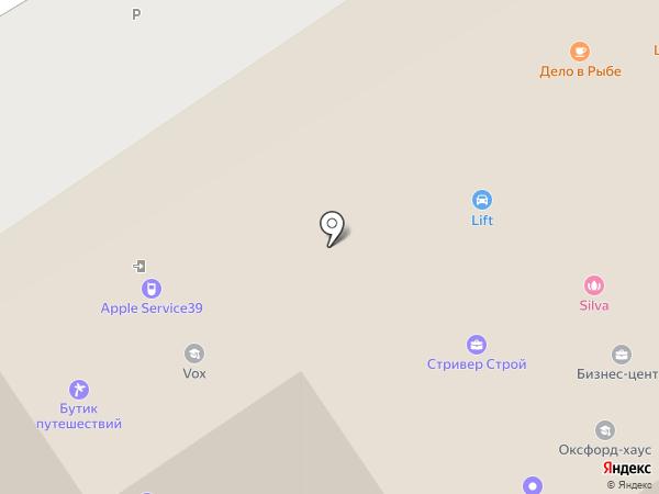 Мирошкин и партнеры на карте Калининграда