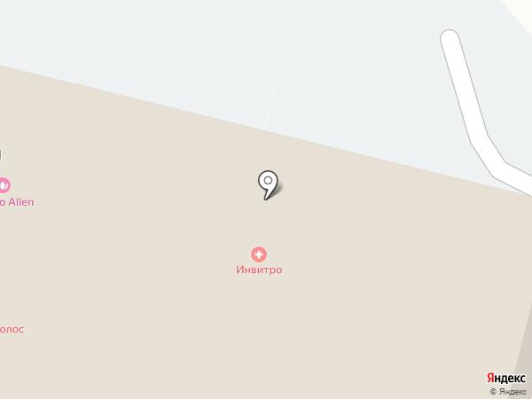 AQUARIUS на карте Калининграда