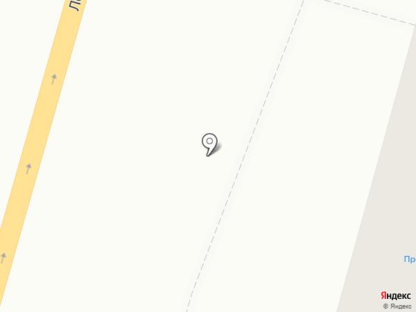ДекоТорт на карте Калининграда