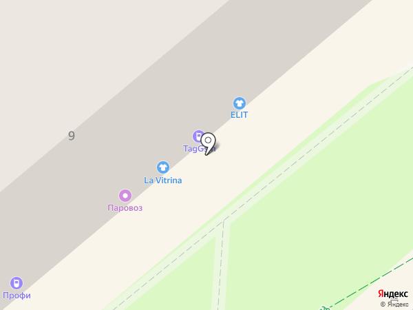 TagGsm.RU на карте Калининграда