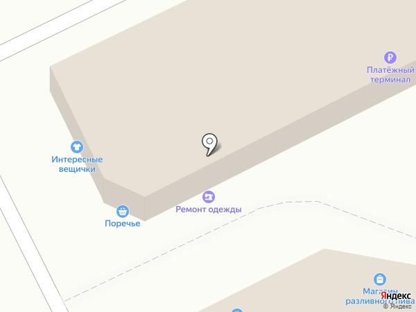 Сакура на карте Калининграда