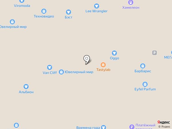 Оптика-Экспресс на карте Калининграда