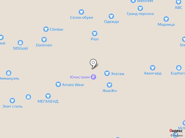 Rokko на карте Калининграда