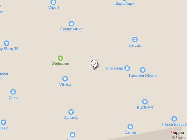 Ko`S на карте Калининграда
