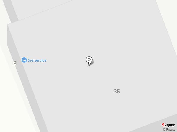 Автодепо на карте Калининграда