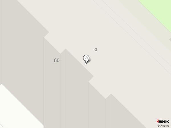 Скиллвижн на карте Калининграда