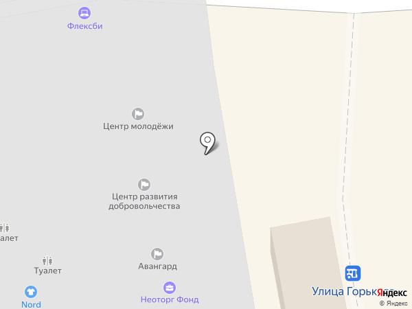 kdtime.ru на карте Калининграда