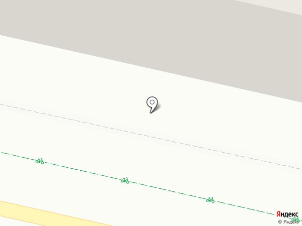 EMEX на карте Калининграда