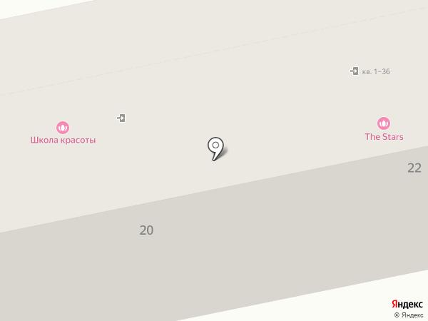 Five плюс на карте Калининграда