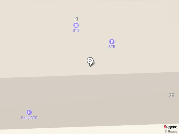 Банкомат, Банк ВТБ 24, ПАО на карте Калининграда