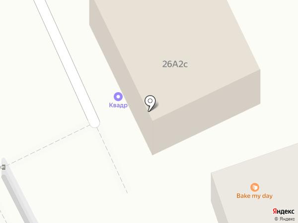 Душевная Кухня на карте Калининграда
