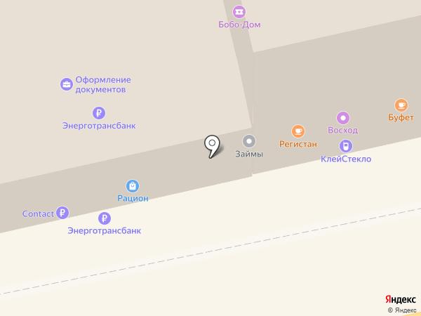Связь-Эксперт на карте Калининграда