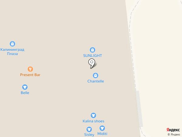 HEELYS-Калининград на карте Калининграда