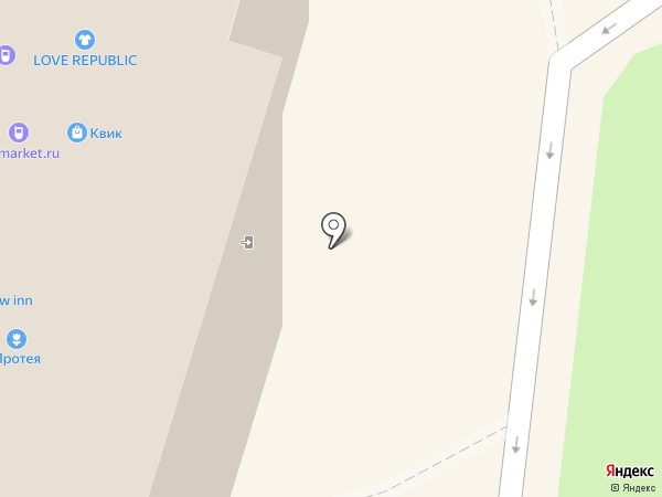 Колесо на карте Калининграда