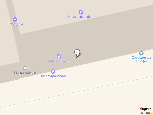Tantuni на карте Калининграда